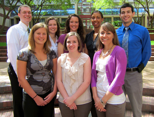 2011-2012 Pharmacy Residents